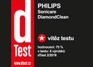 Kartáčky Philips Sonicare DiamondClean ovládly hodnocení dTestu