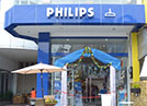 Philips Lighting Indonesia, leader in the lighting industry, opens its fifth store in Sumatera and brings its lighting solutions closer to the people of Padang, West Sumatera.