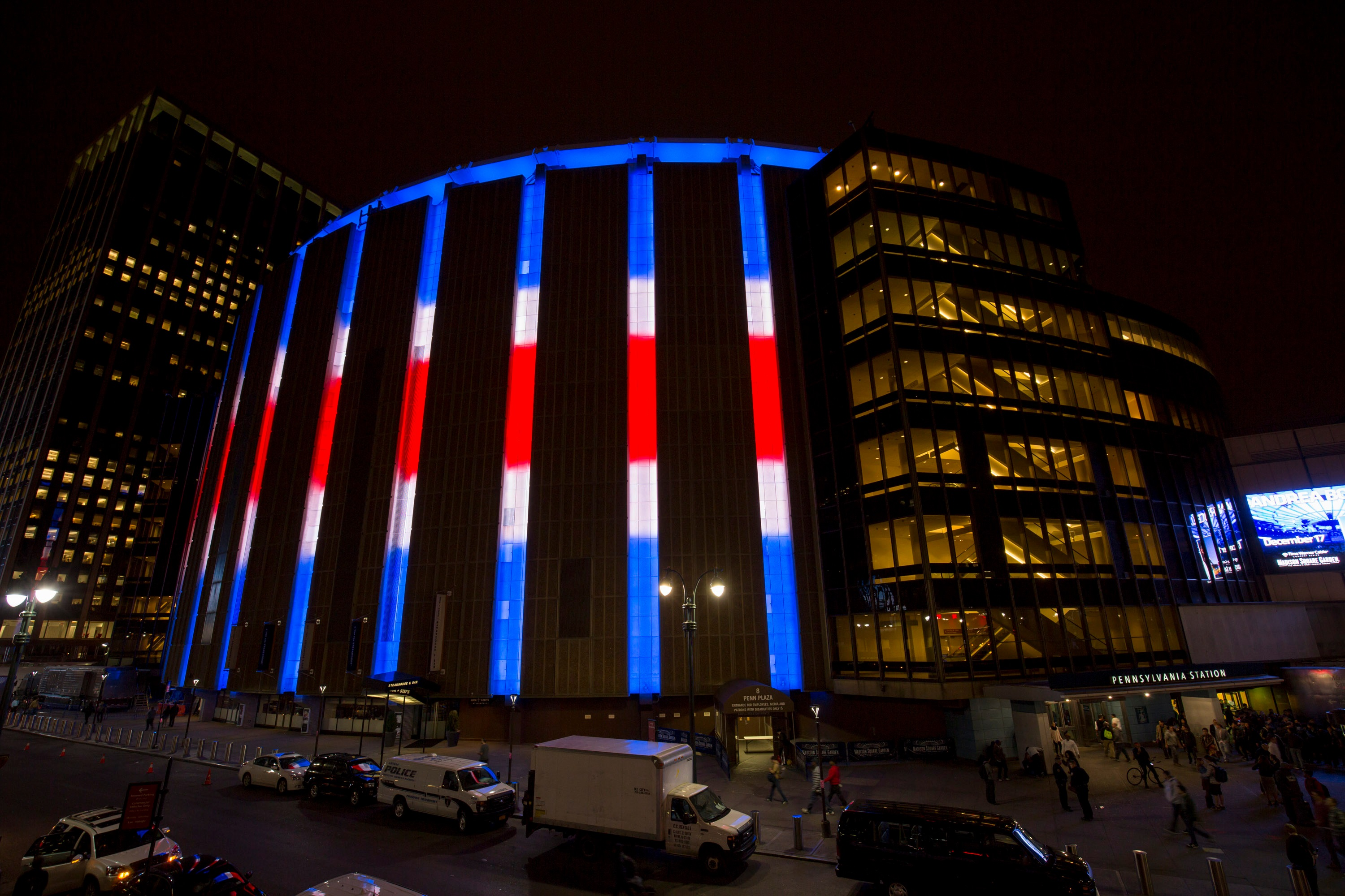 Madison Square Garden: Philips Helps Madison Square Garden Shine With State-of