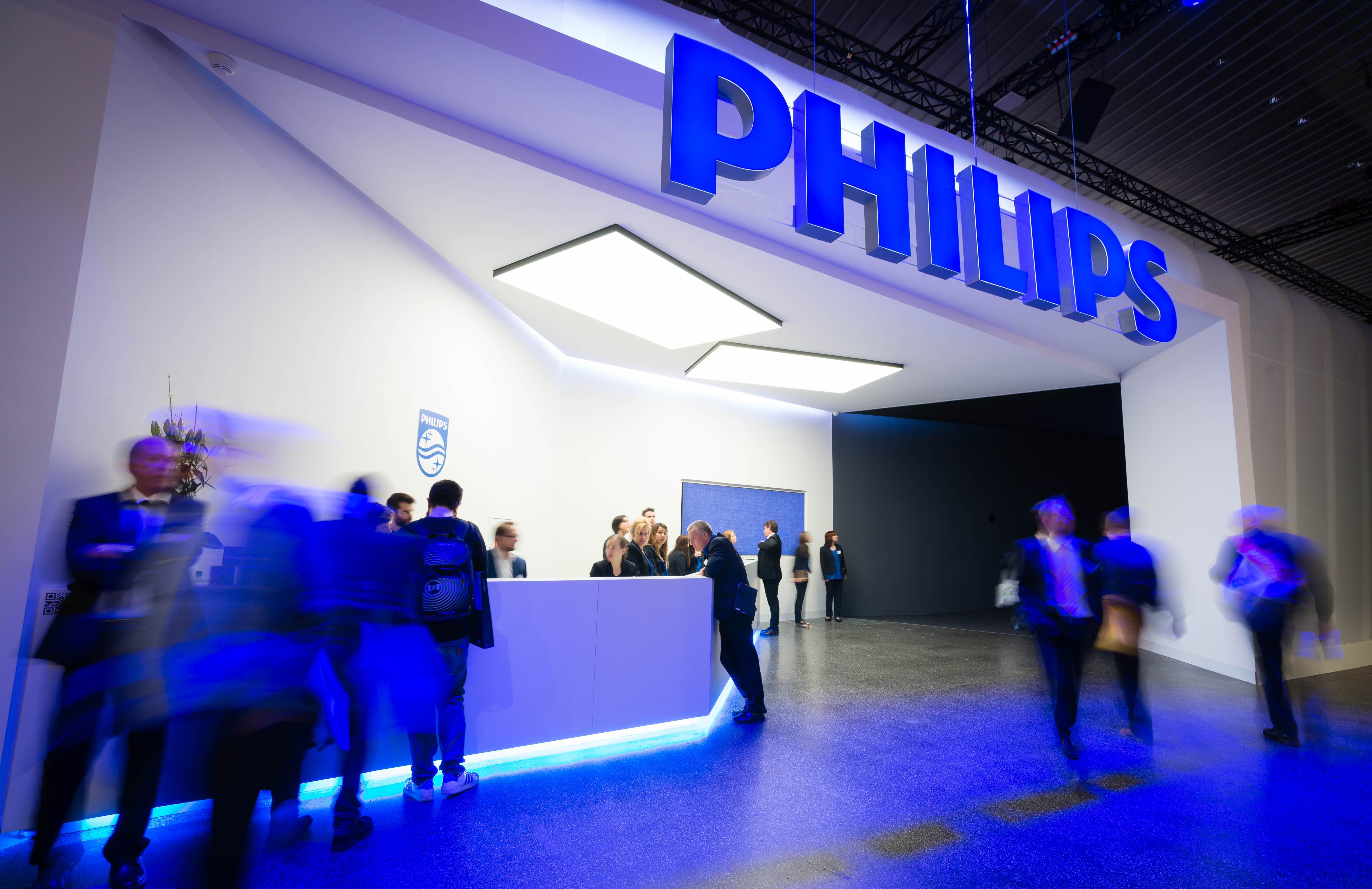 Philips Lighting Takes Light Beyond Illumination