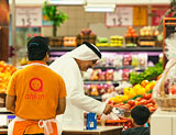 "Press release ""Shopping at light speed in Dubai, with Philips Lighting"""