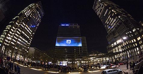 Philips place l'innovation et les gens au centre de son nouveau positionnement de marque
