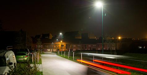 Eeklo opte pour l'éclairage urbain intelligent de Philips en association avec Eandis