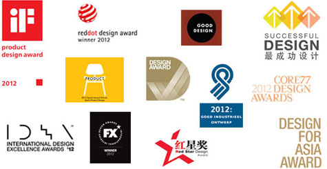 Design Awards 2012