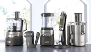 Robust Collection Range of Kitchen Appliances