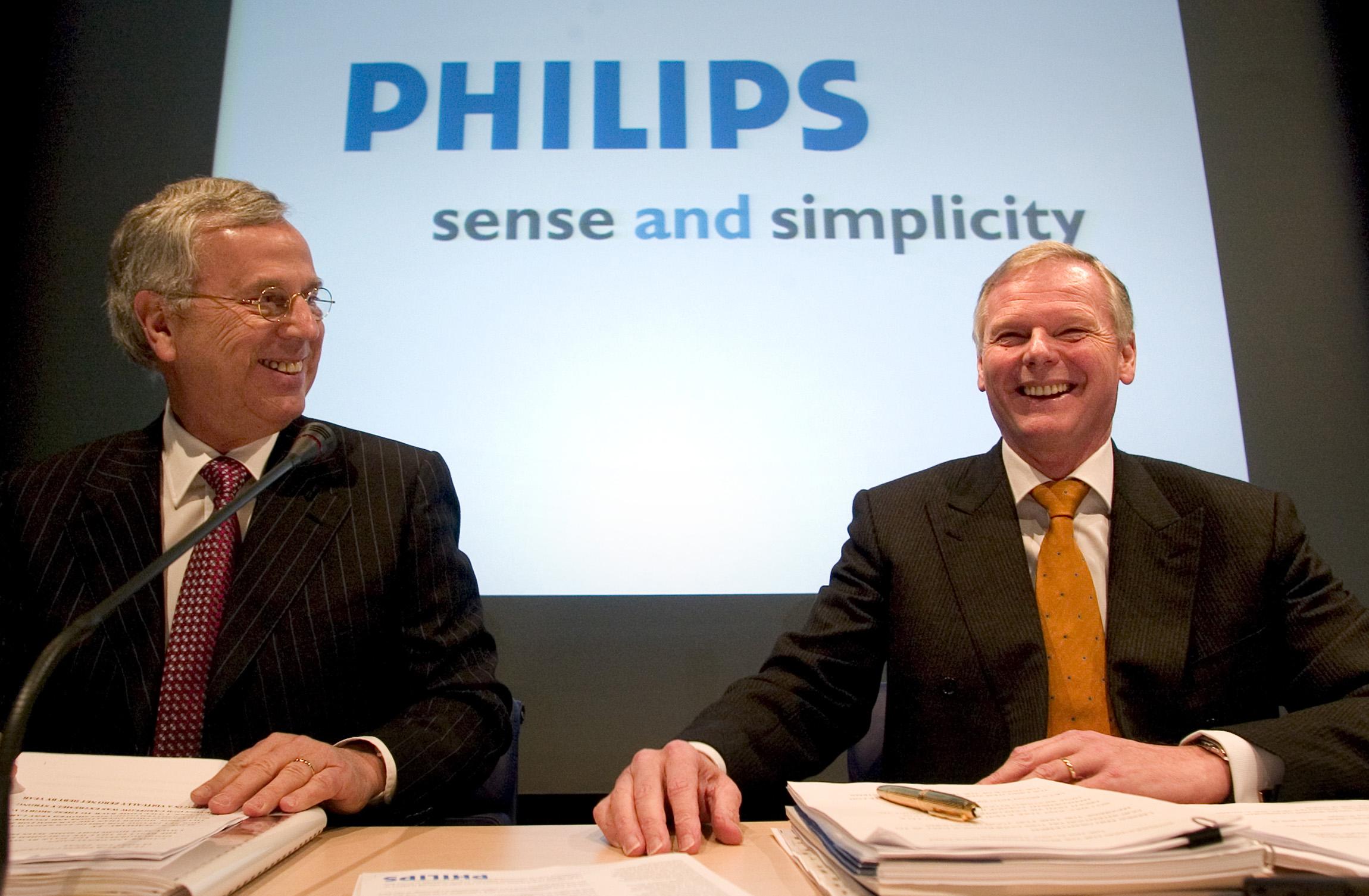 Gerard Kleisterlee: the Philips transformer