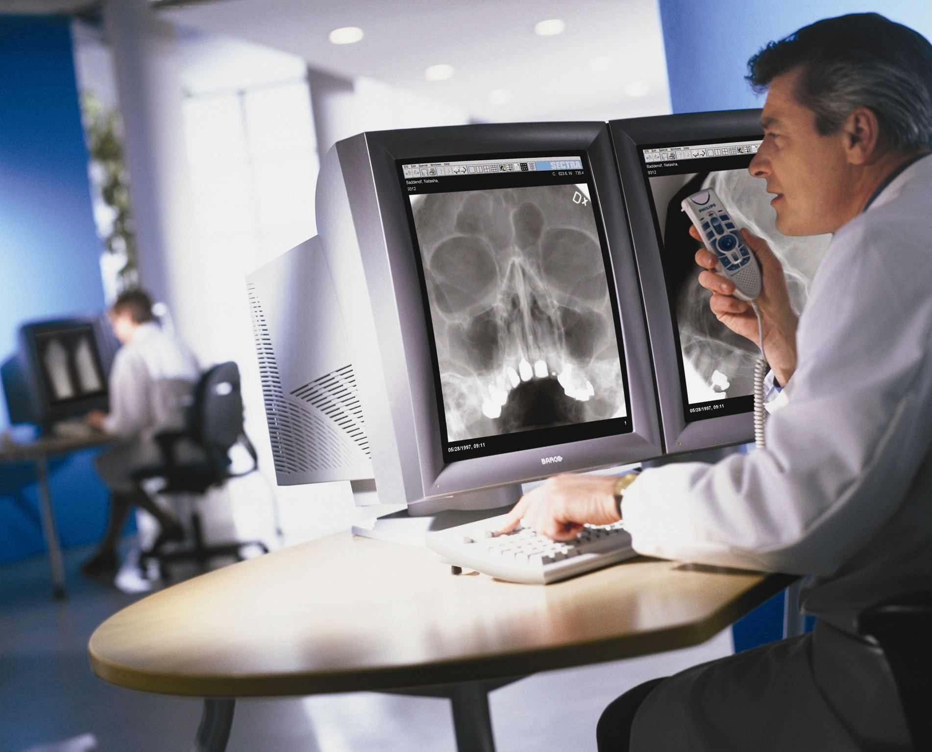 the features of radiology technology and the work of a radiologist Radiologic and mri technologists work in the images that the radiologist reviews radiologic in radiologic or mri technology should.