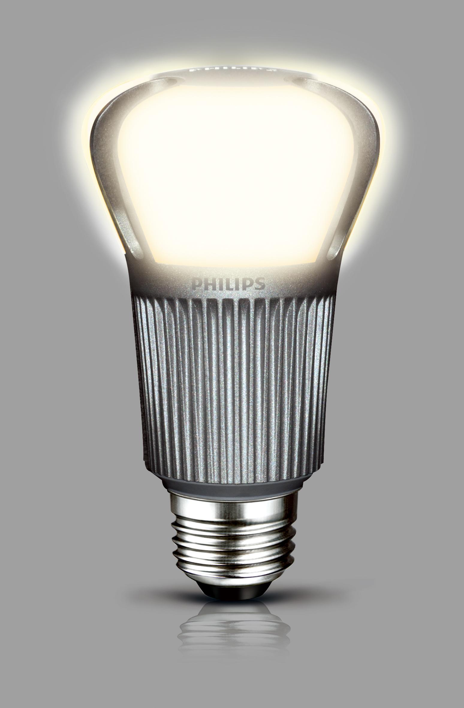 Philips erweitert das angebot an led lampen