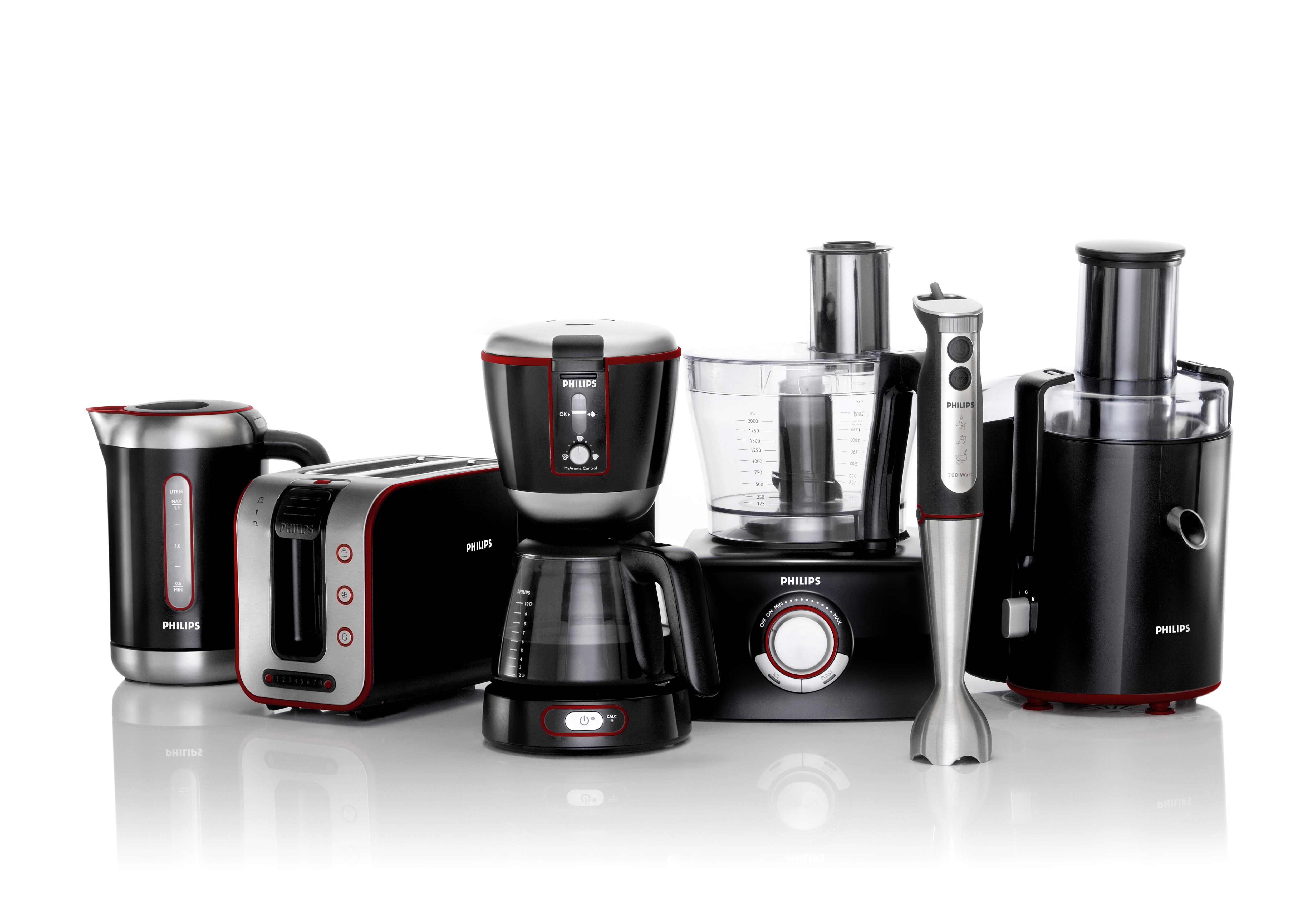 Philips lleva el dise o a la cocina - Electrodomesticos de diseno ...