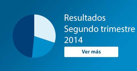 Resultados Segundo trimestre 2014