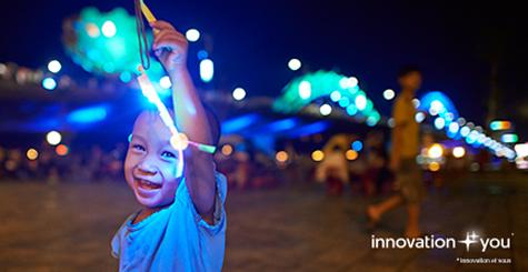 innovation et vous, la nouvelle identité de marque Philips