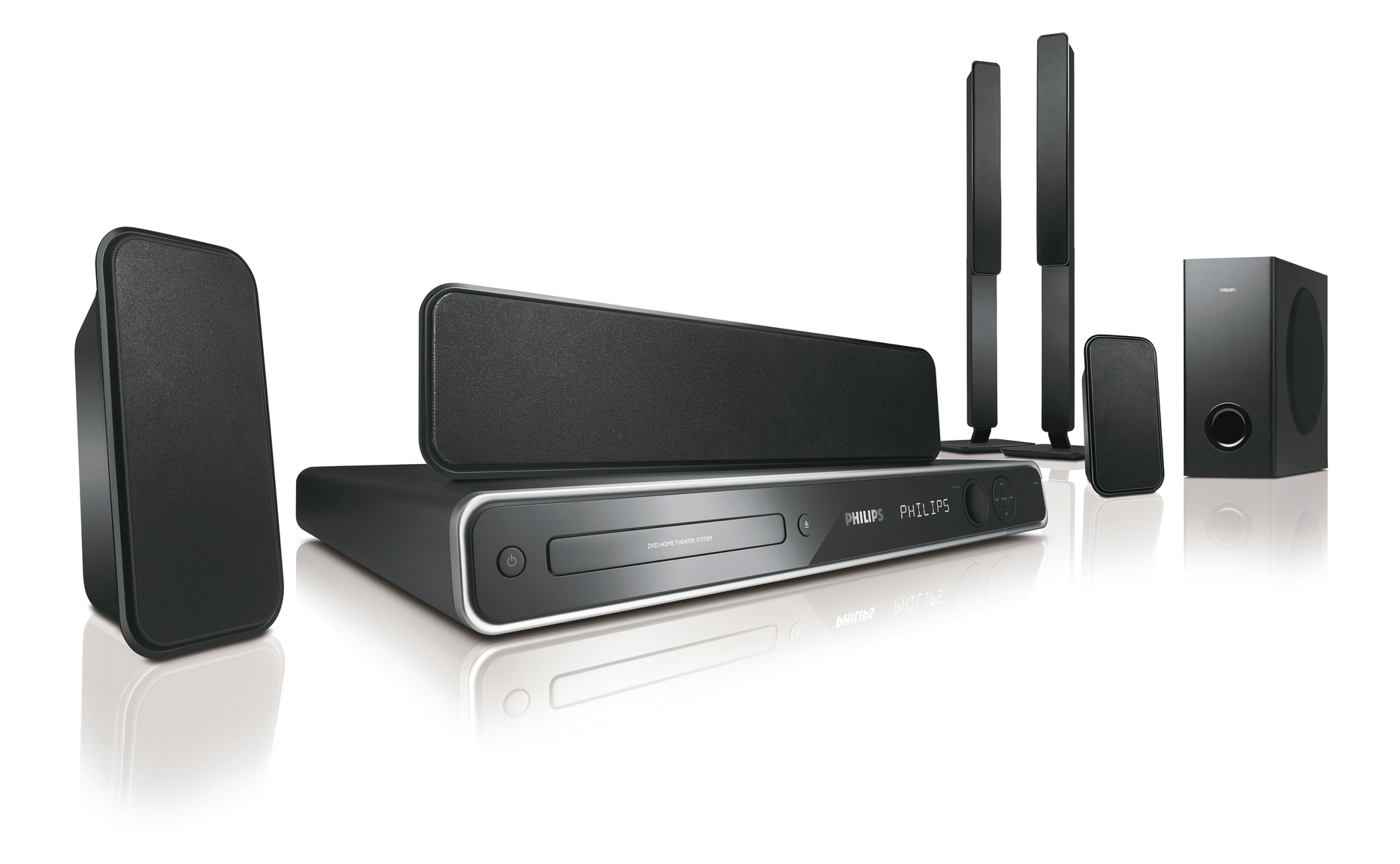 wireless home philips wireless home theater system. Black Bedroom Furniture Sets. Home Design Ideas