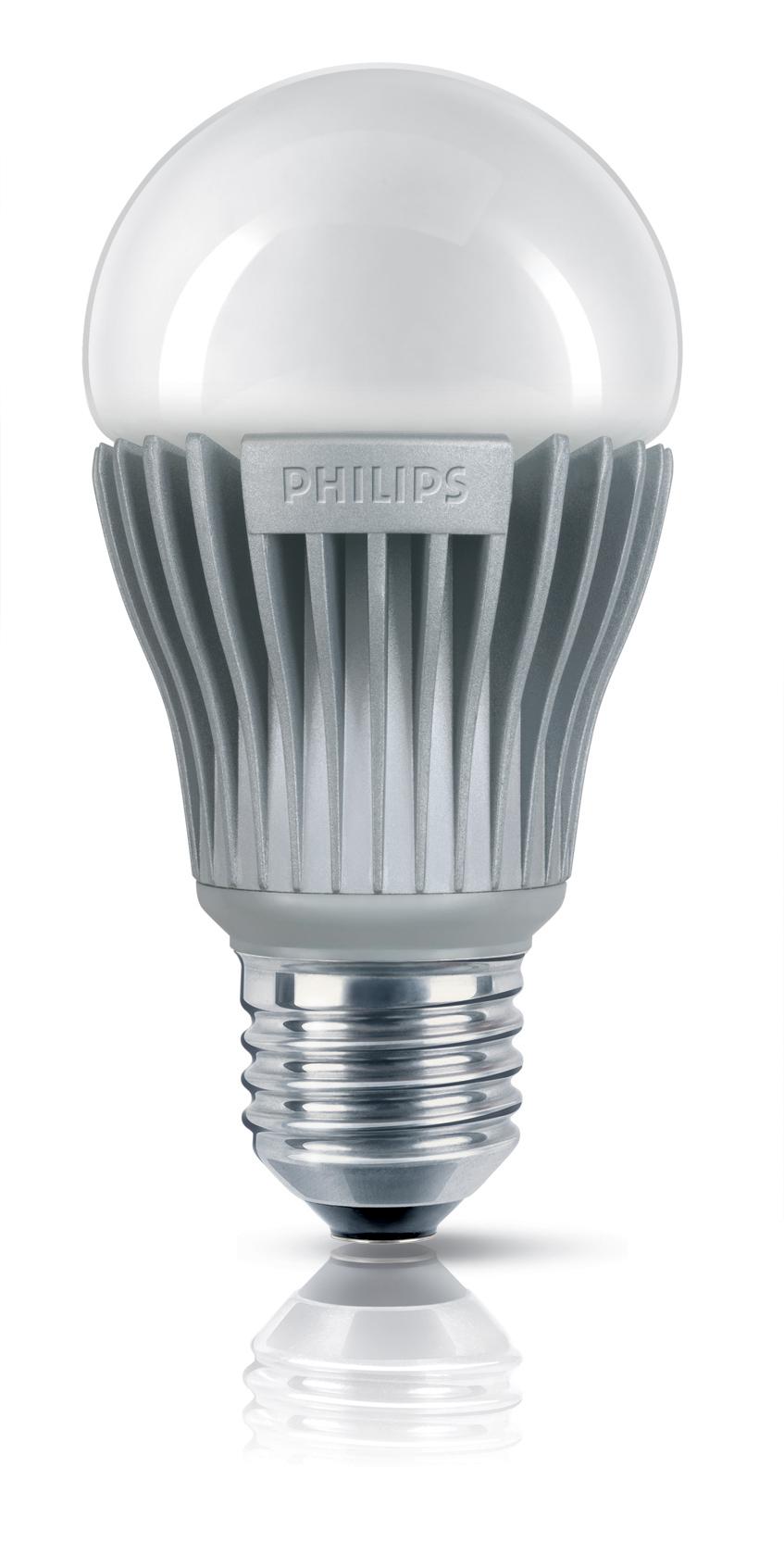 philips verbreedt aanbod energiezuinige lampen voor woningen met uitgebreide nieuwe reeks led lampen. Black Bedroom Furniture Sets. Home Design Ideas