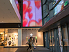 Royal Philips (NYSE: PHG, AEX: PHIA), the global leader in lighting showcases the world's largest installation using luminous textiles, measuring 37 m2 at the Centrum Galerie shopping mall in Dresden.